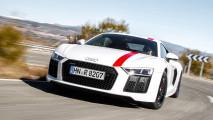 Audi R8 RWS im Test