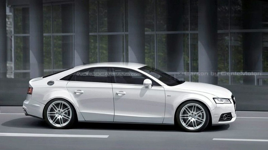Latest Audi A7 Renderings Emerge