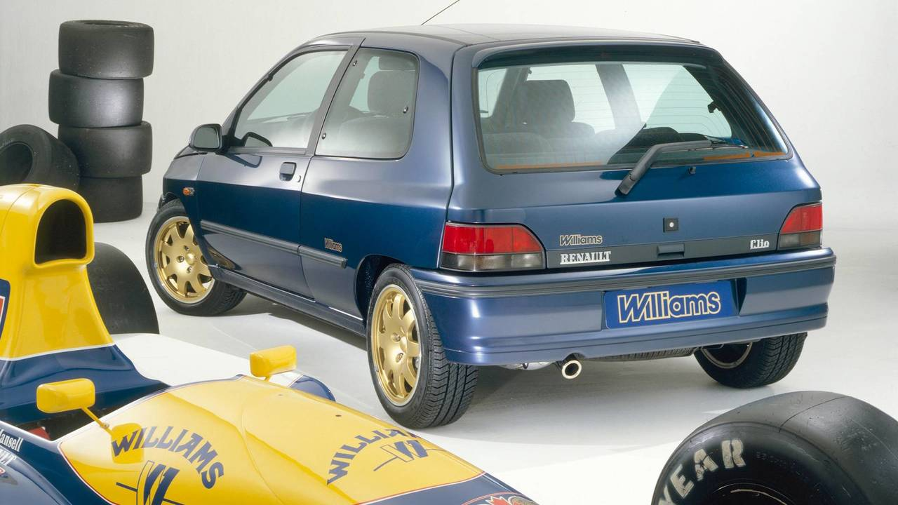 guide d 39 achat renault clio williams 1993 1995. Black Bedroom Furniture Sets. Home Design Ideas