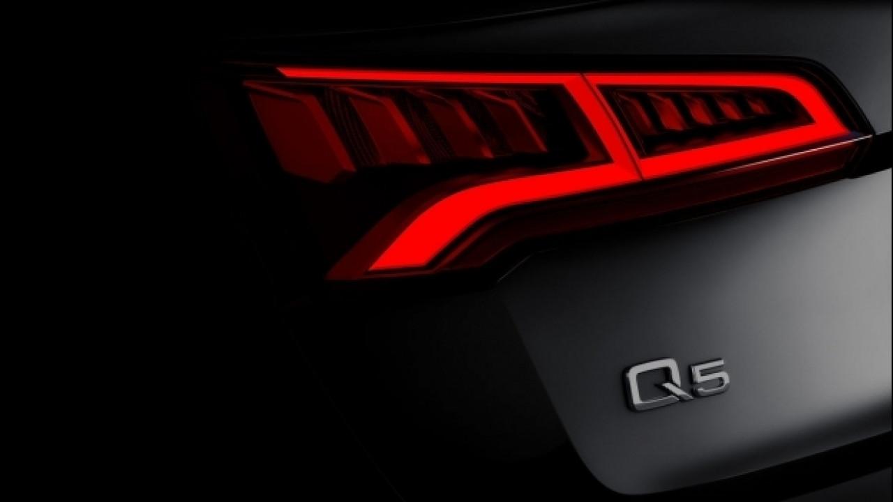 [Copertina] - Nuova Audi Q5, l'anticipazione ufficiale [VIDEO]