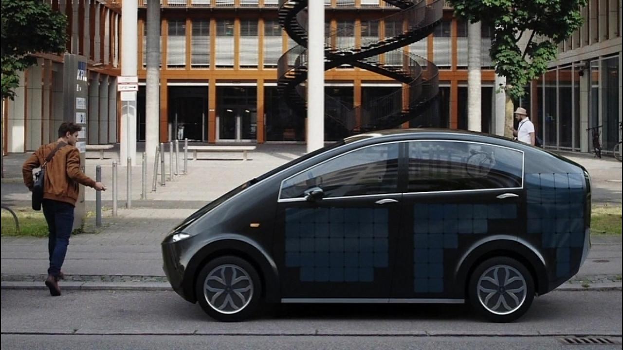 [Copertina] - SonoMotors Sion, la prima auto solare di serie al mondo