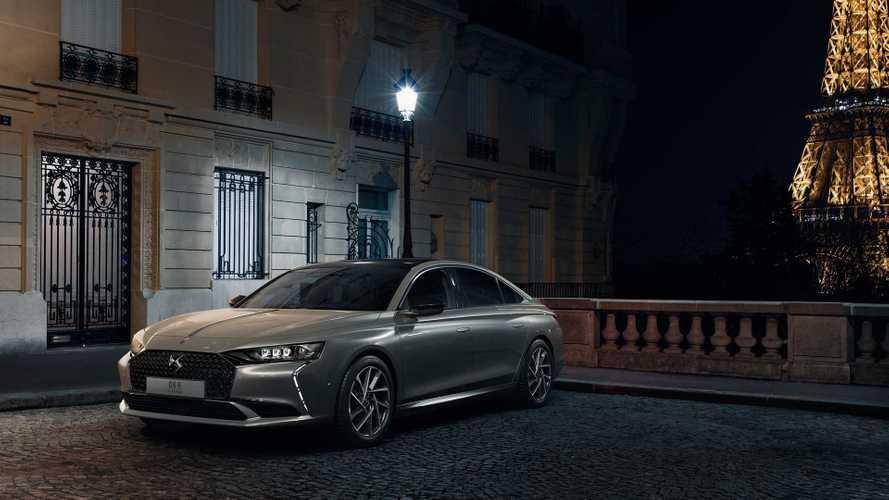 DS 9 2020: así es la nueva berlina Premium francesa, con motor híbrido