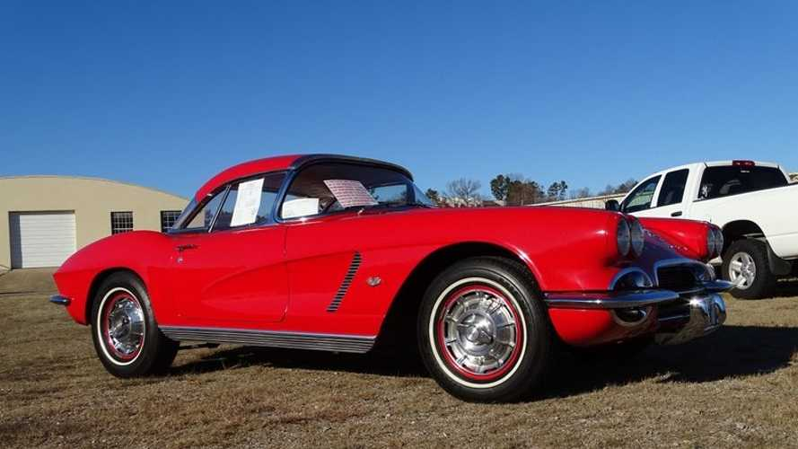 Place Your Bid On This Stunning One-Owner 1962 Corvette Big Tank