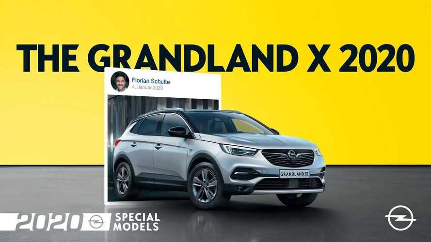 """Ediciones """"Opel 2020"""""""