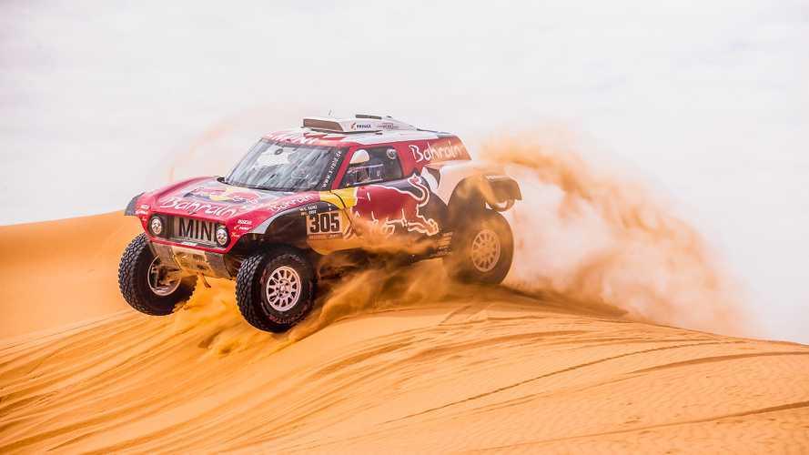 Carlos Sainz vince la Dakar 2020 con MINI e firma un gran tris
