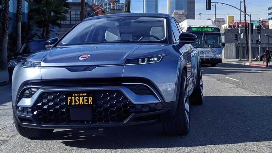 Первая модель Fisker получит больше мощности и запаса хода