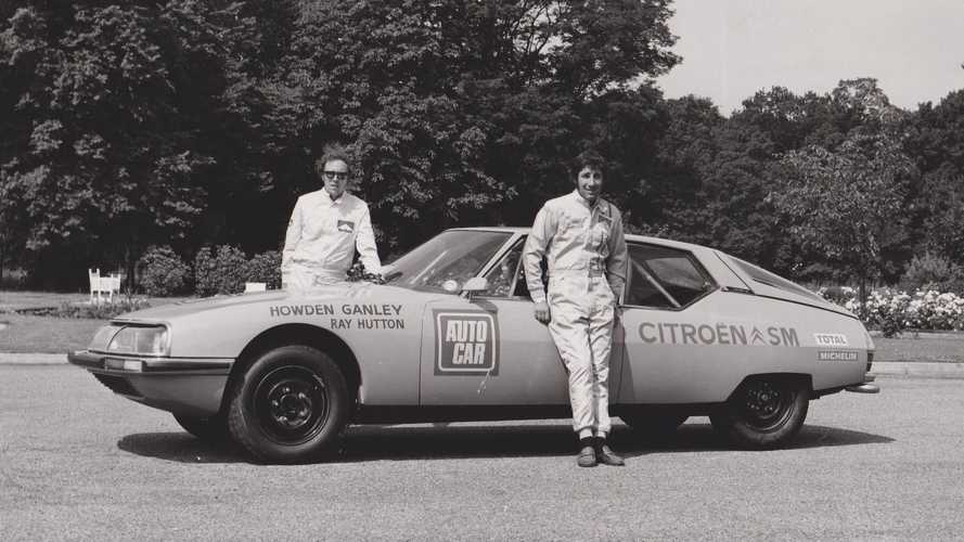 Top 10 Unlikely Race and Rally Cars