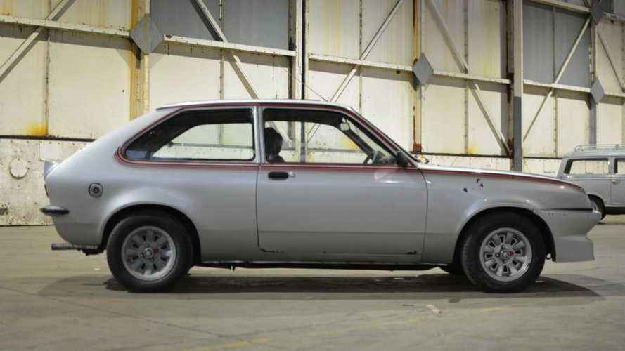 Vauxhall Chevette HS at the Brightwells Affordable Classics sale