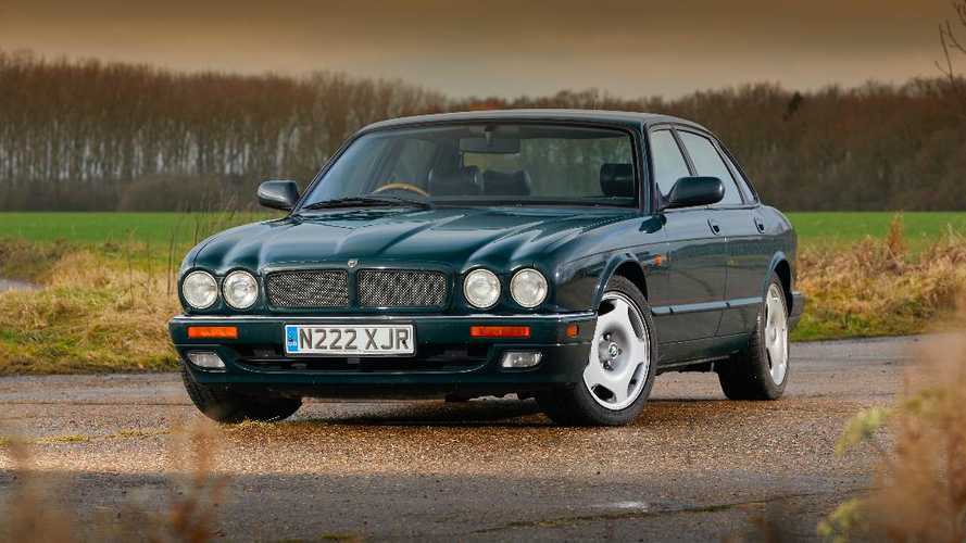 Driven: Jaguar XJR – the car that revitalised the big cat