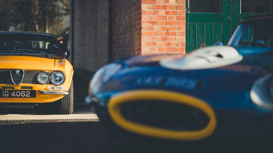 Drive It Day returns to Bicester Heritage this Sunday!