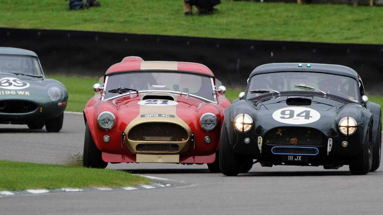 The 10 best 2018 historic racing events in the UK