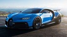 bugatti chiron pur sport unveiled