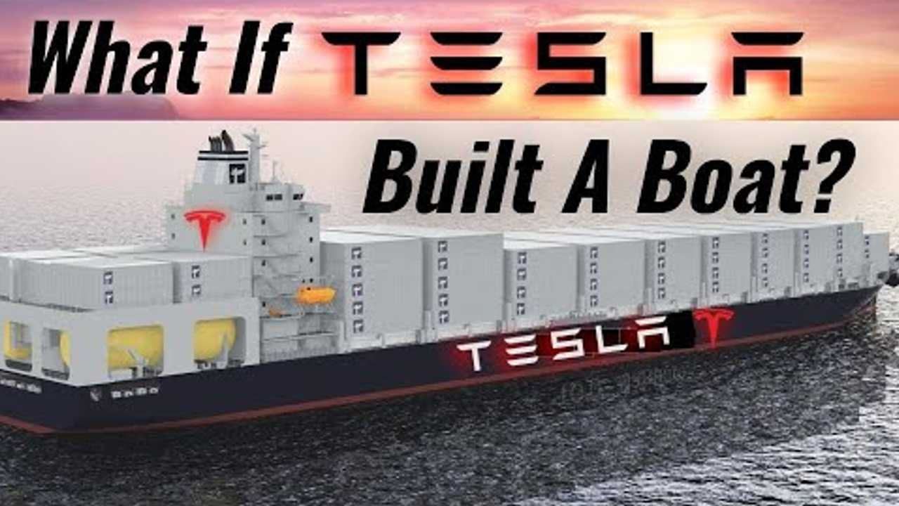 Could Tesla Disrupt Shipping Industry With Battery-Powered ...