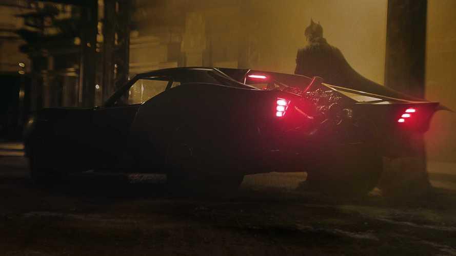 Yeni Batmobile'i merak edenler buraya!