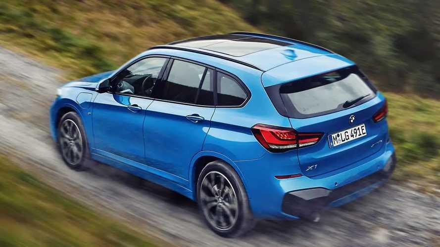 BMW X1 y X2 xDrive25e