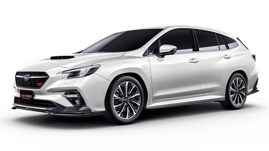 Subaru Levorg STI Sport concept