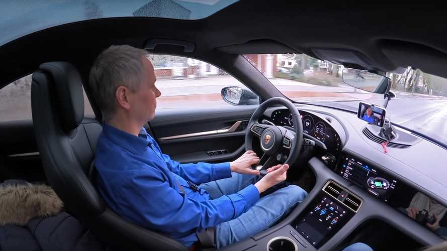 Porsche Taycan Turbo Exceeds EPA Range In Another Autobahn Test
