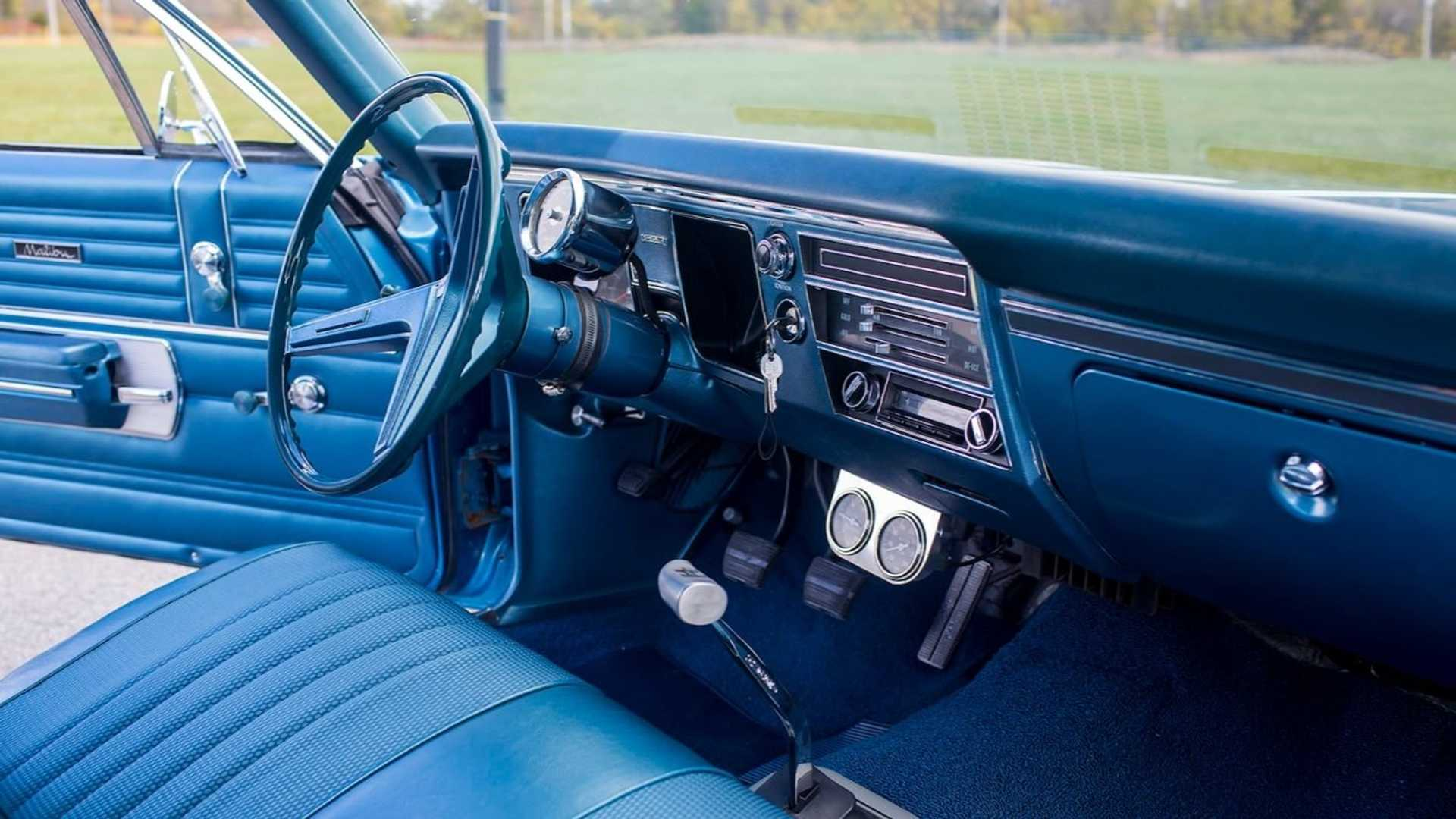 """[""""Snag A 1968 Chevelle Malibu Sport Coupe With Nickey Upgrades""""]"""
