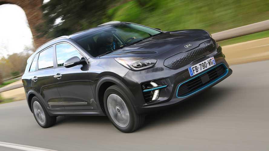 Auto elettriche, le 10 più vendute in Europa 2019