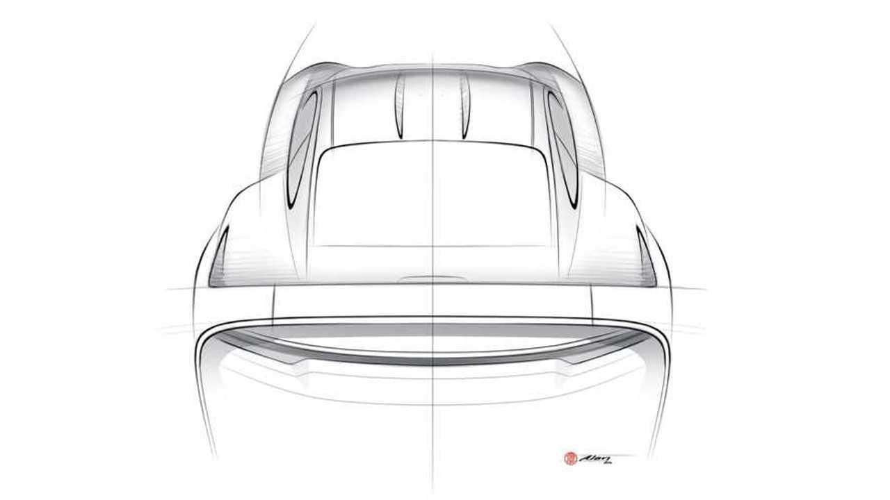 Porsche 911 by Marc Philipp Gemballa
