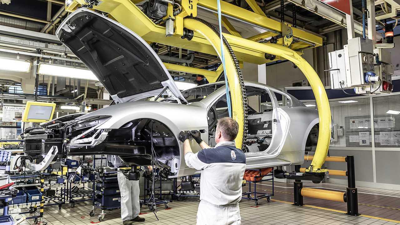 Usines FCA, Lamborghini et Ferrari