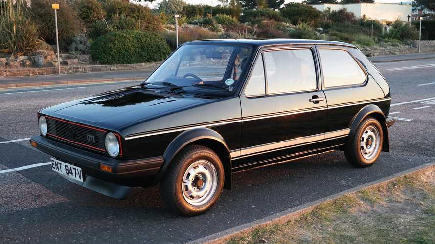 UK's best preserved Golf GTI MK1 up for auction