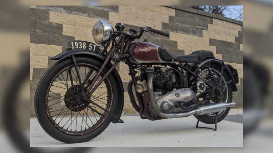 Get Your Hands On A Piece Of Motorcycling History In Las Vegas