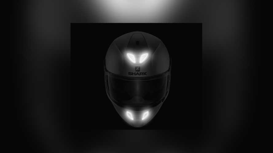 Shark Helmets Introduces New Skwal2 With White LEDs