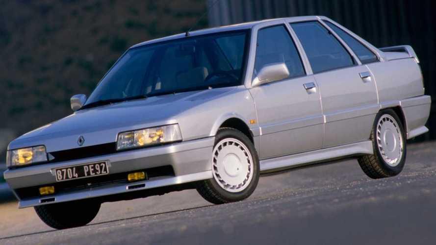 Renault 21 Turbo 1988-1993: con la vista en las berlinas Premium