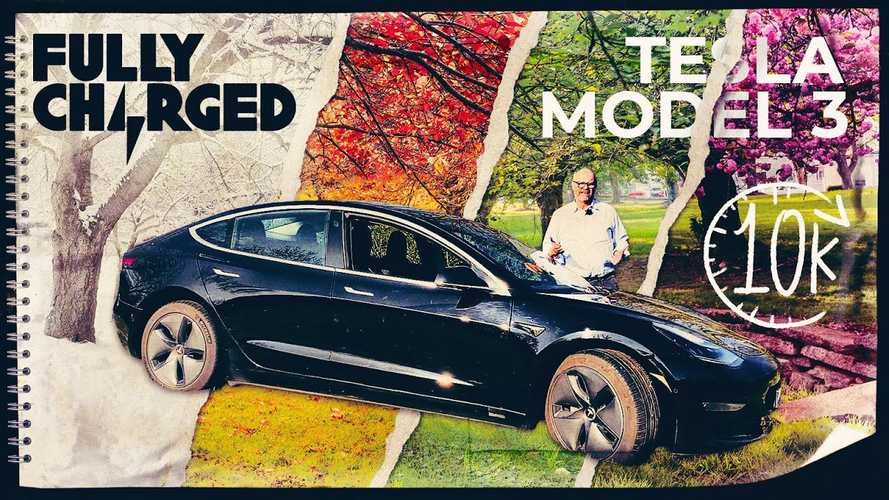 Tesla Model 3 Review At 10,000 Miles: Fully Charged