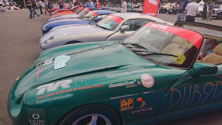 84 hours to Le Mans - in a TVR!