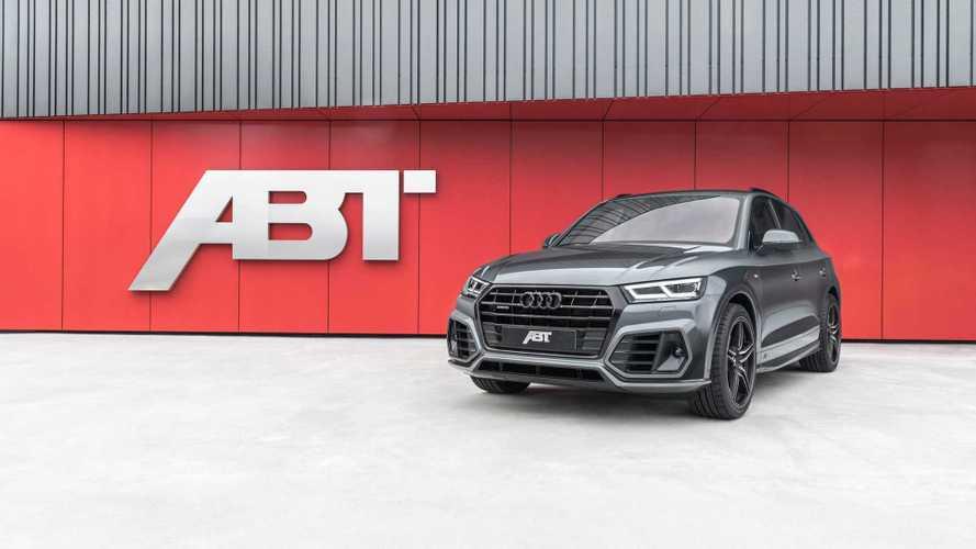 В России появятся Audi Q5 с обвесом от ABT