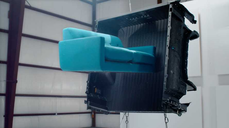 Watch GMC Sierra CarbonPro Bed Withstand A Hurricane Torture Test