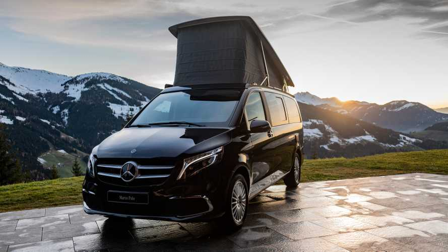 Mercedes-Campingmobile mit MBAC-Steuerung