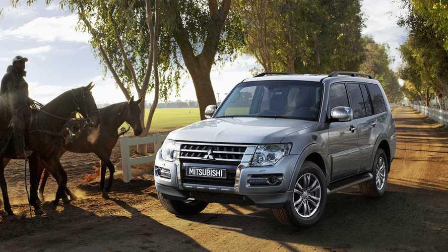 Mitsubishi окончательно снимет Pajero с конвейера
