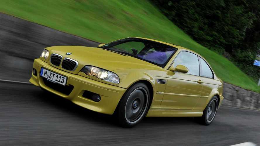 Si hoy pudiera conducir, saldría en un... BMW M3 (E46)