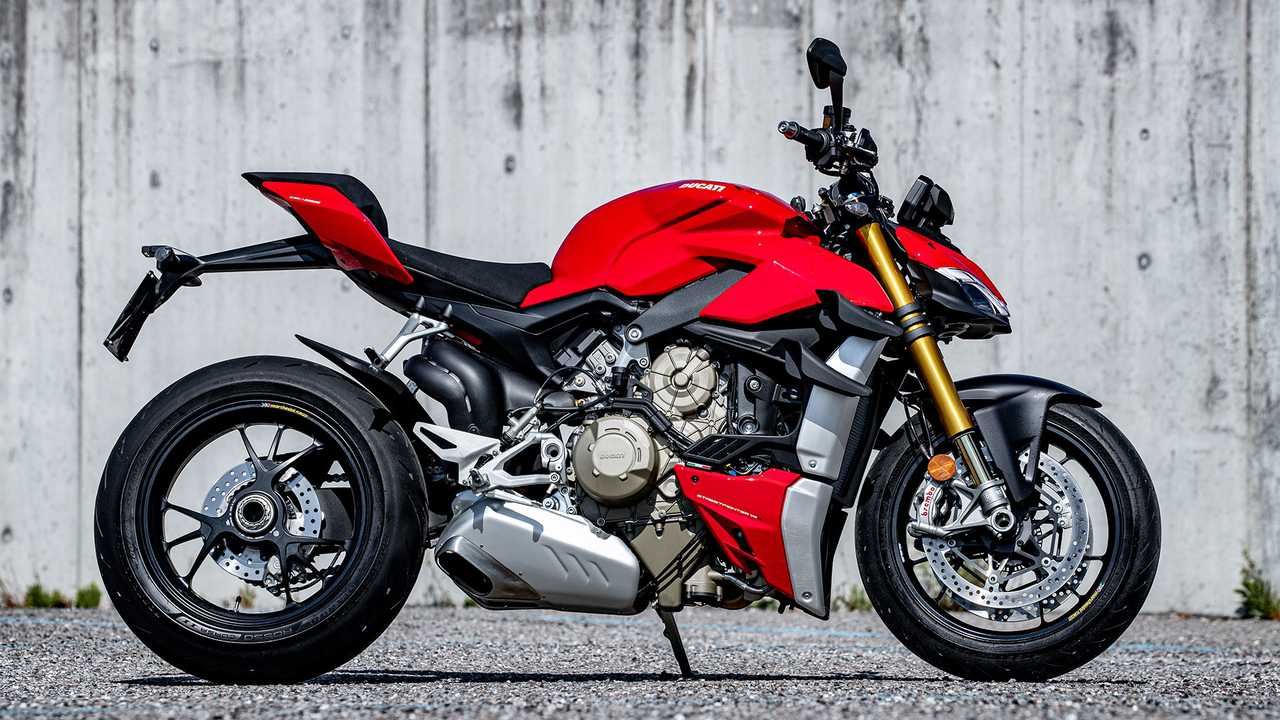 5 Things You Should Know About The 2020 Ducati Streetfighter V4  Main
