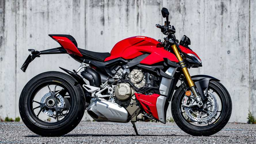 5 Things You Should Know About The 2020 Ducati Streetfighter V4