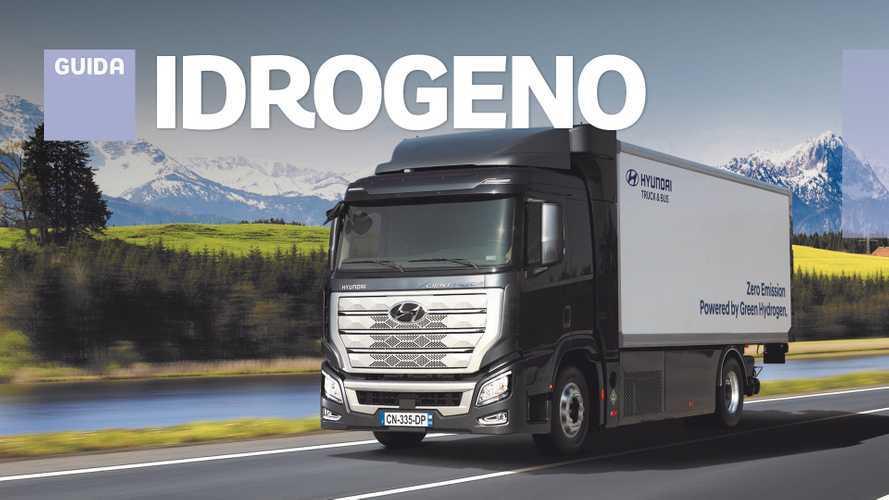 L'idrogeno, fra carburante alternativo ed elettrificazione