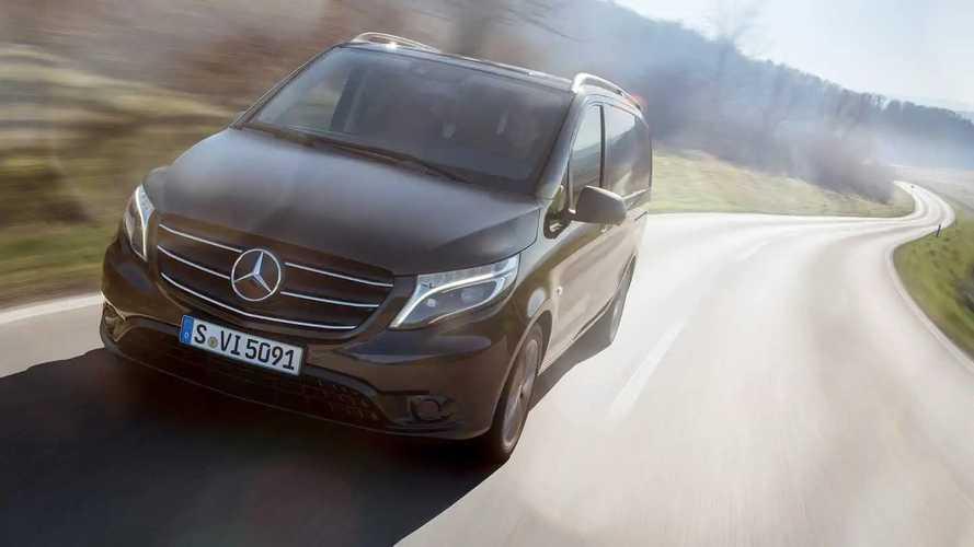 Mercedes-Benz Vito Tourer'a en güçlü seçenek eklendi
