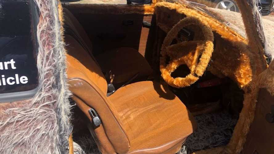 "1978 VW Beetle ""Furbie"" For Sale"