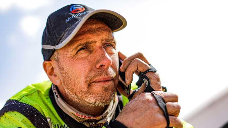 Secondo lutto alla Dakar, Edwin Straver non ce l'ha fatta