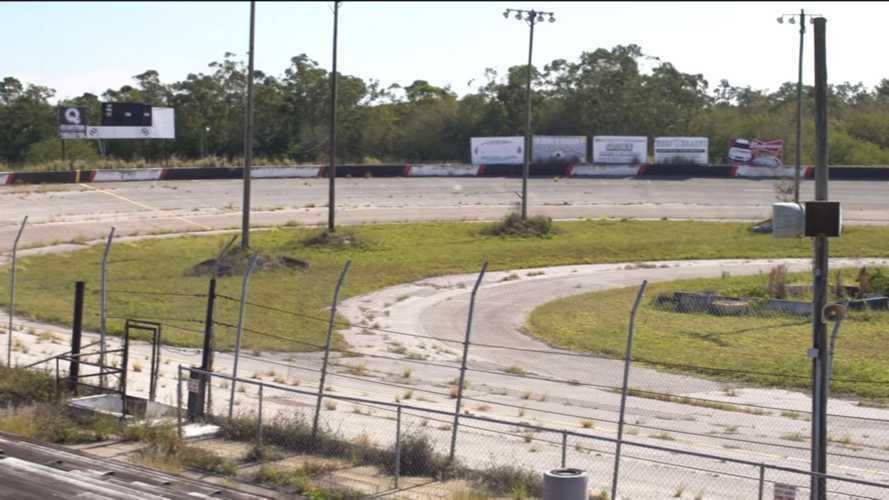 Cleetus McFarland Bought a Racetrack