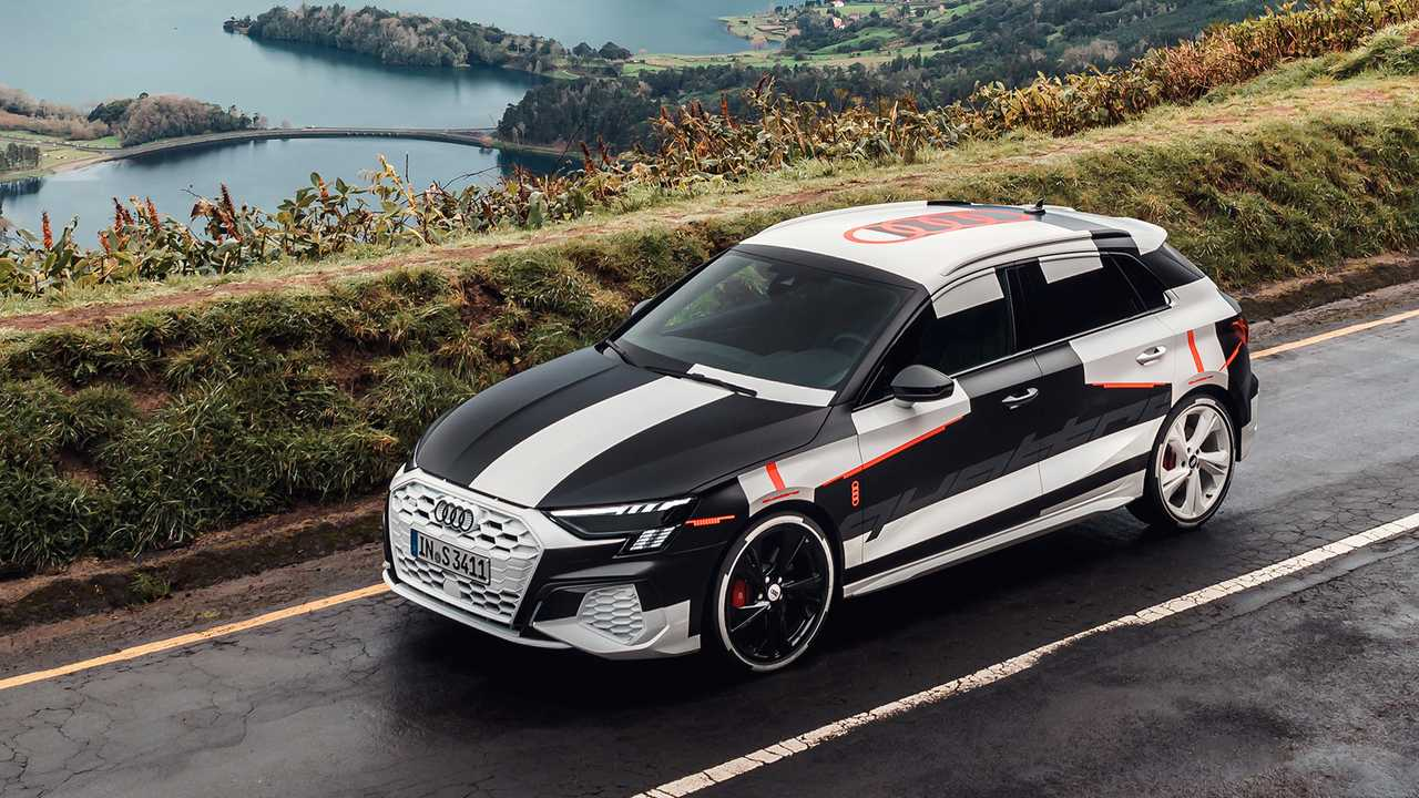 Listen To The 2021 Audi S3 Sportback Play Its Sporty ...