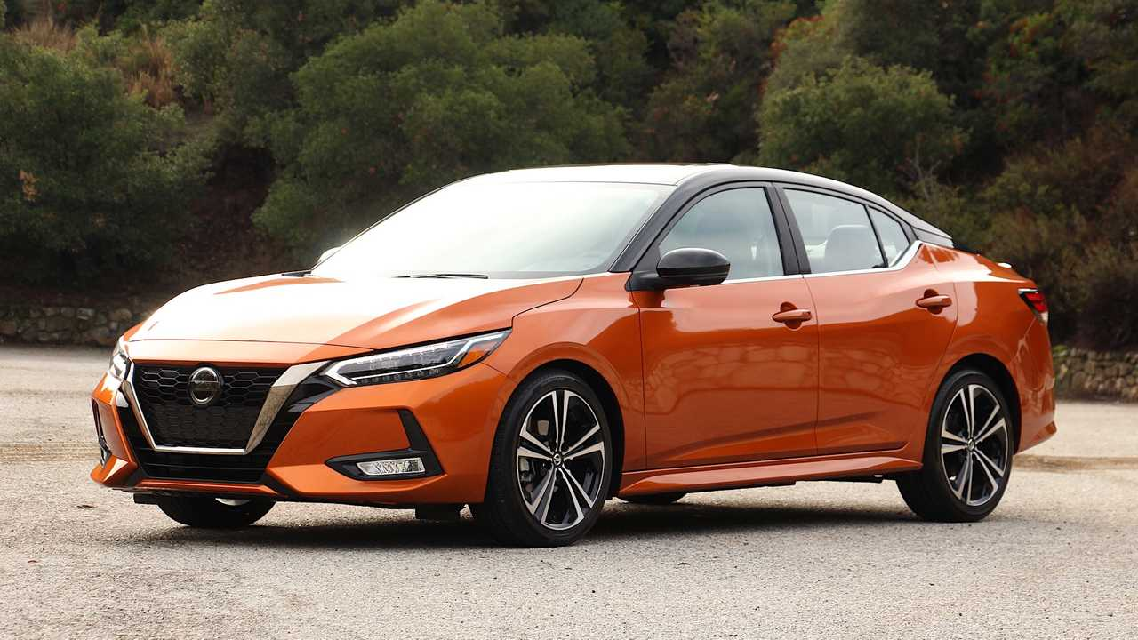 2020 Nissan Sentra: First Drive