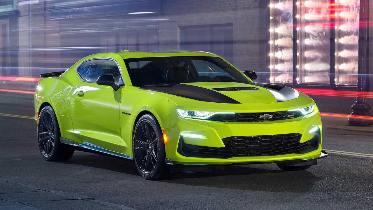Shock: Chevrolet