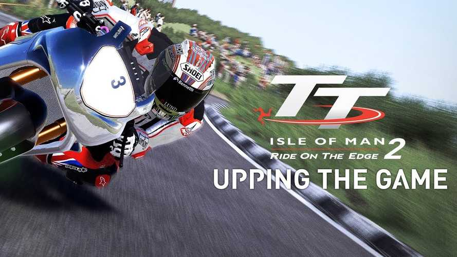 The TT Isle Of Man 2 Trailer Looks So Promising