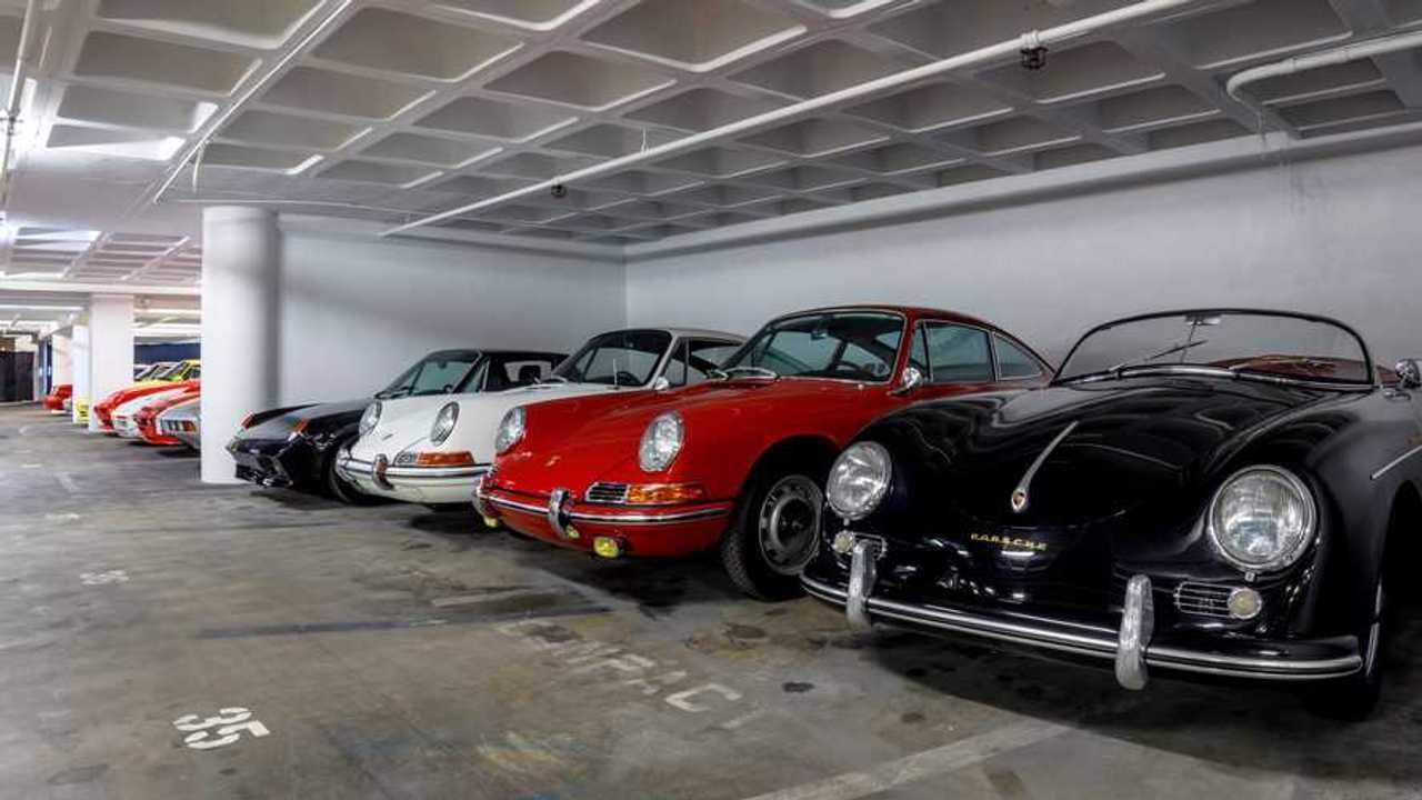 Petersen Automotive Museum Vault
