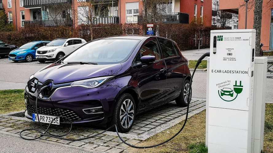 Renault Zoe (2020) im Test