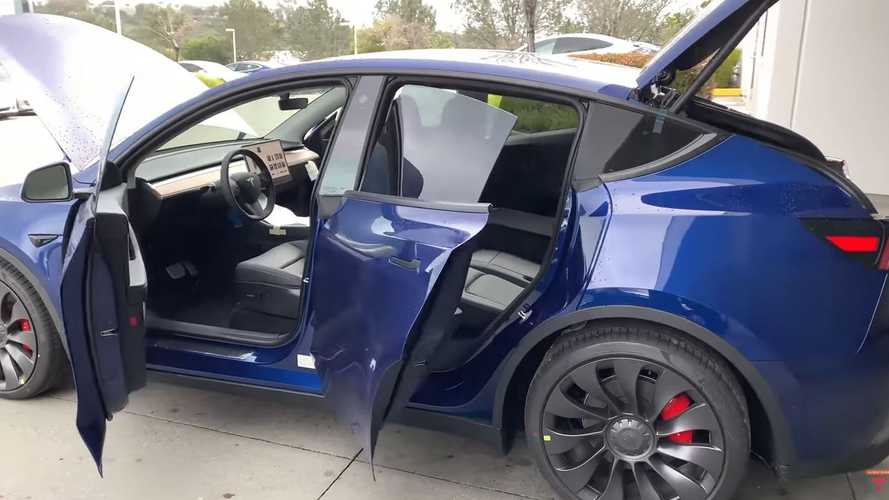 We've Got All Your Tesla Model Y Questions Answered Right Here